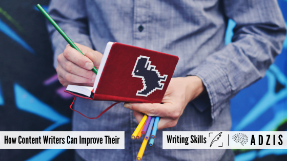 How Content Writers Can Improve Their Writing Skills