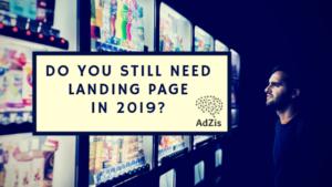 Landing Page 2019