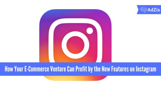 E-Commerce Venture Instagram