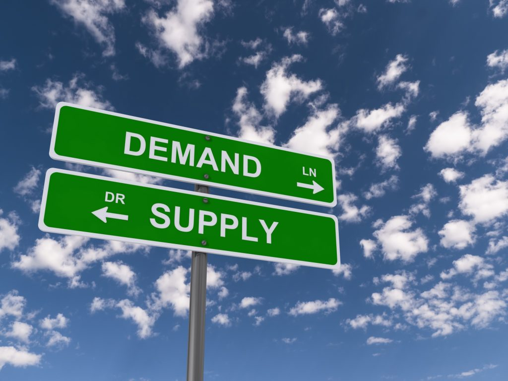 ecommerce sales is about demand and supply