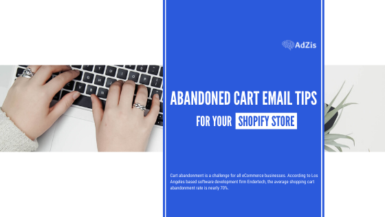 Shopify Cart Abandonment