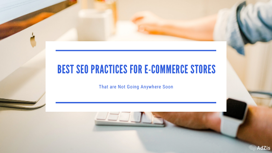 SEO E-commerce Stores