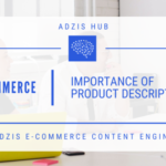 Ecommerce Product Descriptions