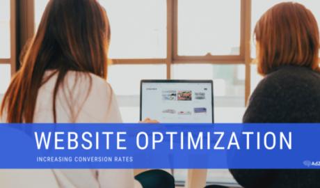 Website Optimization Conversion