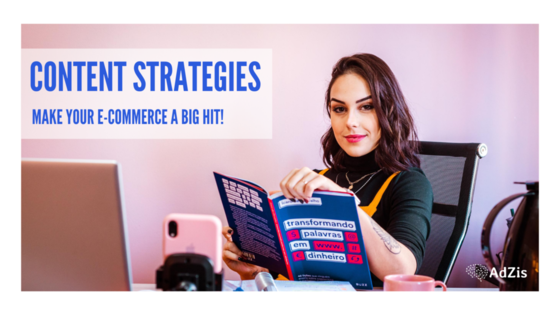 eCommerce Content Strategies