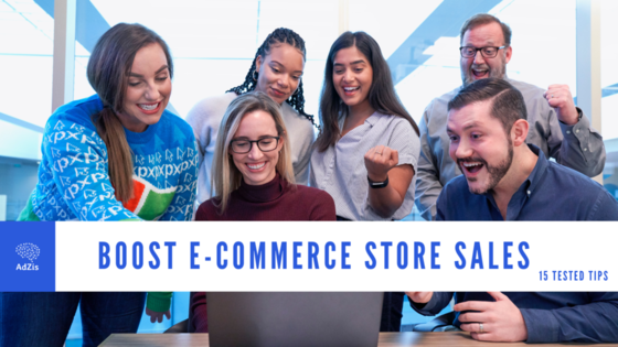 Boost eCommerce Sales
