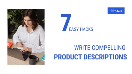 Product Description Hacks