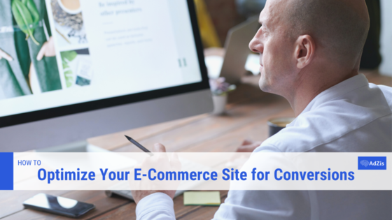Optimize eCommerce Site Conversions