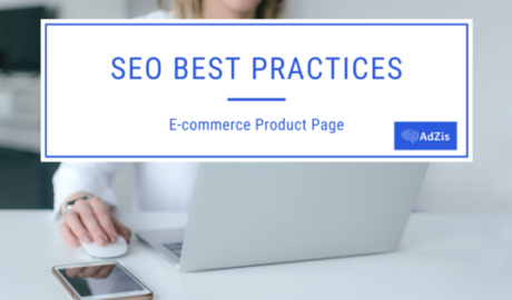 SEO Ecommerce Product Page