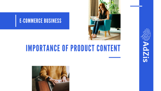 eCommerce Product Content