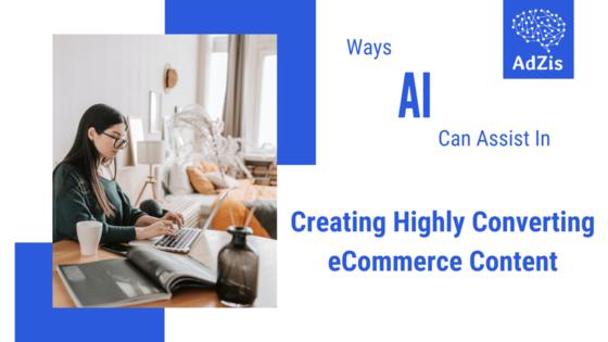 AI eCommerce Content